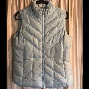 Eddie Bauer Premium Goose Down Jacket Vest